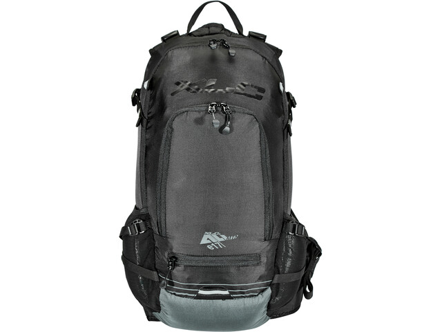 XLC BA-S95 Rygsæk 17l, black/petrol/gray